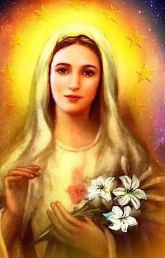 Mother Mary Images, Images Of Mary, Blessed Mother Mary, Blessed Virgin Mary, I Love You Mother, Mother And Father, Holy Mary, Art Thou, Faith Prayer