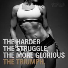 You can get to Triumph :-)