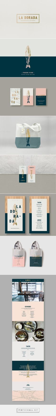 La Dorada on Behance - created via http://pinthemall.net