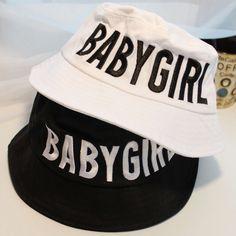Image of BABYGIRL Bucket Hat
