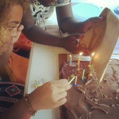 Having an Onaris birthday experience