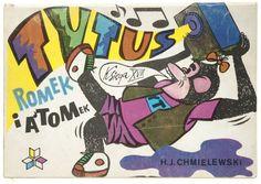 "Seria: ""Tytus, Romek i Atomek"", księga XVII Love Images, My Childhood, Poland, Childrens Books, History, Comic, Illustrations, Modern, Travel"