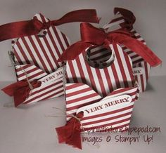 """Envelope Punch Board Bag 'n Box 