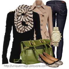 Fall Outfit #2 - Polyvore