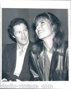 1979 NEW YORK Princesse CAROLINE Monaco Philippe JUNOT