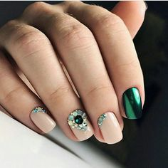cute 50 nail art collection for 2018 - style you 7