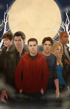 The Pack by DandyBee.deviantart.com on @deviantART