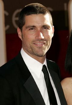 Matthew Fox; JACK from LOST<3 lovee my Lost boys :)
