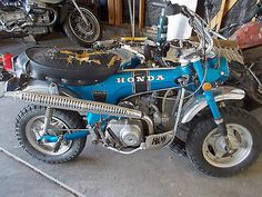 1970 Honda Trail 70 CT70