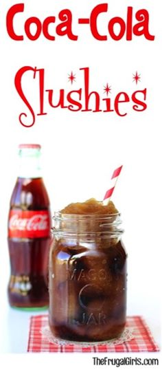 Coca-Cola Slushie Recipe