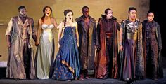 """Four productions of Handel operas — an """"Almira,"""" an """"Aci, Galatea e Polifemo"""" and two takes on """"Radamisto"""" — testify to the popularity of early music."""