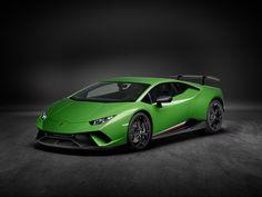 Lamborghini ra mắt Huracán Perfomante dùng động cơ V10 cho công suất 640 mã lực