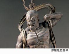 金那羅王像
