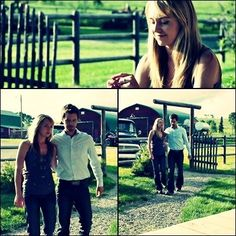 Heartland fav show. Heartland Season 6, Heartland Tv Show, Heart Land, Ty And Amy, Graham Wardle, Amber Marshall, Thick And Thin, Best Relationship, Best Shows Ever