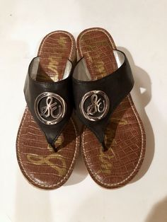 5399742975e0 Audrey Coppage · Sandals · NWOB SAM EDELMAN Ruth Sandals Size 7.5  fashion   clothing  shoes  accessories