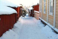 . Wooden House, Finland, Cities, Building, Garden, Outdoor, Outdoors, Garten, Buildings