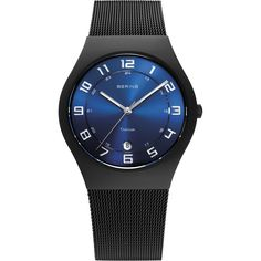 Titanium Collection; Men's watch; BERING Bestseller; 11937-227