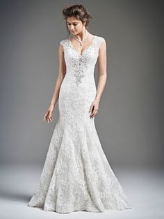 Kenneth Winston #1621. Available @ Lows Bridal.