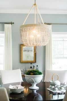 Dining Room - Stephanie Gamble Interiors - Towson cottage