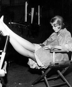 Film - 'The Chase' Photocall - Jane Fonda - Stock Image Barbarella Movie, Jane Fonda Barbarella, Barefoot In The Park, Joanna Lumley, Sandra Dee, Marianne Faithfull, Nancy Sinatra, Shirley Maclaine, Jane Birkin