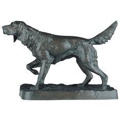 Setter Sculpture