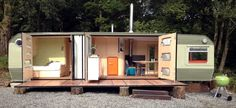 George Clarke's caravan from Amazing Spaces
