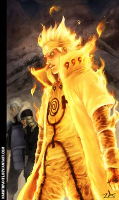 Naruto 631 Minato Namikaze Tobirama Senju Hiruzen Sarutobi Man, this took hours, but I'm glad with the outcome. MINATO IS AWESOME! Naruto 631 - Let's Begin Naruto Shippuden Sasuke, Naruto Kakashi, Anime Naruto, Sakura Anime, Art Naruto, Madara Susanoo, Wallpaper Naruto Shippuden, Gaara, Manga Anime
