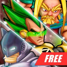 Download IPA / APK of Superheros 2 Free fighting games for Free - http://ipapkfree.download/12813/