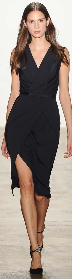 Costello Tagliapietra Collection Spring 2015 Ready-to-Wear