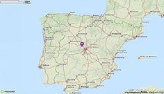 Map of San Lorenzo de El Escorial, Spain   MapQuest