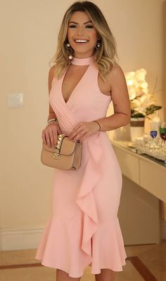 2018 Long Sleeve Gold Prom Dresses,Long Evening Dresses,Prom Dresses On Sale Want a glamorous red carpet look for a fraction of the price? This exquisite dress, Keyhole Bodice Knee Length Party Dress with Ruffles Hem Gold Prom Dresses, Prom Dresses For Sale, Sexy Dresses, Elegant Dresses, Cute Dresses, Beautiful Dresses, Evening Dresses, Short Dresses, Fashion Dresses