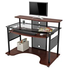 Best Gaming Desks for 2017: 24 Computer Desks for PC Gamers