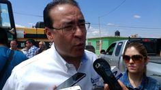 <p>Chihuahua, Chih.- El presidente de la Junta Municipal de Agua y Saneamiento, Mario Mata comento en entrevista que los daños causados por la empresa