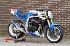 Suzuki GSXR 1100 Twisted Synergy B.B.I.L.