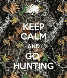 Yes; keep calm. That is the key. He wont see you until you move. When you do, you had better be ready to shoot.