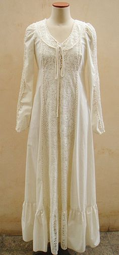 Another Gunne Sax dress I will never have... :'(