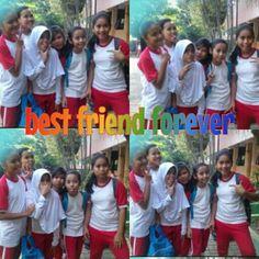 Teman sekolah :)