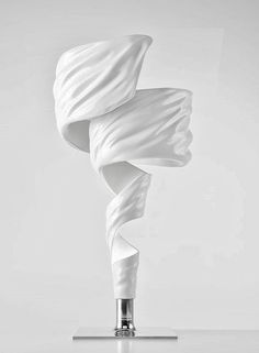 Twist lamp from Kartell