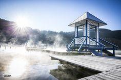 a winter morning. by Gert Perauer on Niagara Falls, My Photos, Europe, Train, Winter, Nature, Winter Time, Naturaleza, Nature Illustration