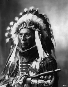 Conquering Bear, Brule Lakota chief. I can only imagine how he got his name!