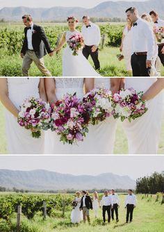 Real brides share their wedding planning tips, unique ideas and creative inspiration, create the perfect dessert display, rock a flower crown and style your wedding from vintage to boho.