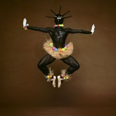 There is too much to say about the genius of Jean Paul Goude, so I will keep it short.  He is the man.  A photographer, graphic designer, filmmaker, impresario, art director, and illustrator. [yout…