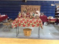 We have done High Schools Holiday Markets!  Fun! Fun! Fun!