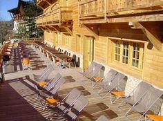 Montana Chalet Hôtel - Room Reservations - HolidayRentClub.com #barcelonnette #france #skiing #holidays