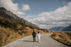 A highlight gallery of the beautiful elopements and intimate weddings I have photographed in New Zealand. Ana Galloway New Zealand Elopement Photographer Intimate Weddings, New Zealand, Storytelling, Country Roads, Mountains, Gallery, Photography, Travel, Beautiful