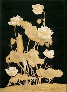 Paul Montgomery Studio > Sales Gallery > Golden Lotus