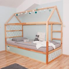 child's bed pimpen: Child's bed byGraziela APPLE for