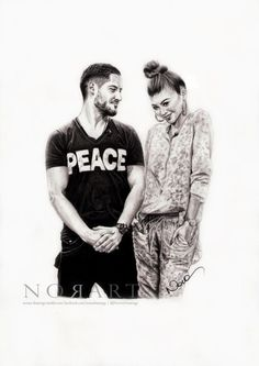 """""""@Nora: My latest & new favorite #drawing: the wait is over, #Valdaya's finally back! @VaL @zendaya thomas  pic.twitter.com/tRJAy44ESo""""  wow"""