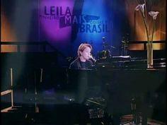Leila Pinheiro - Um Dia, Um Adeus - YouTube