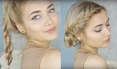 4 Quick and Easy Braids Perfect for Anyone in a Hair-Slump